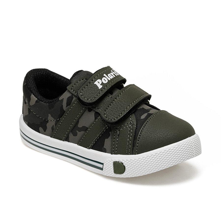 Polaris 92.511714.B Haki Erkek Çocuk Sneaker Ayakkabı