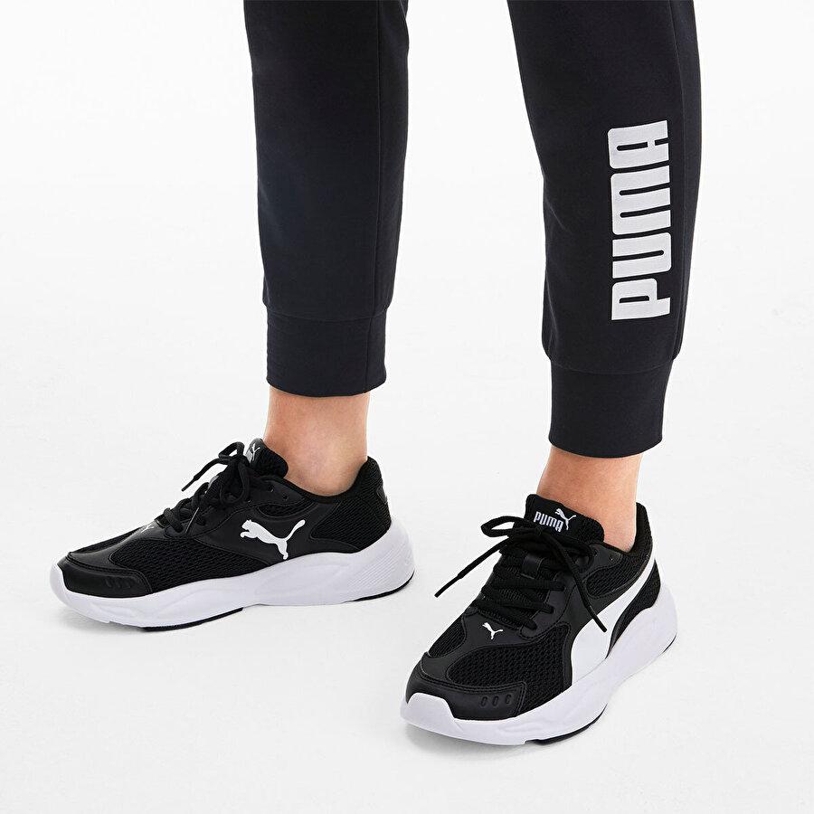 Puma 90S RUNNER Siyah Kadın Koşu Ayakkabısı