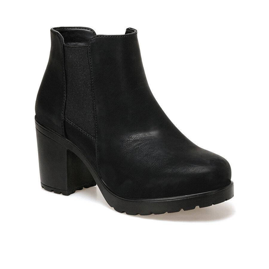Art Bella CW17050-19W Siyah Kadın Topuklu Ayakkabı