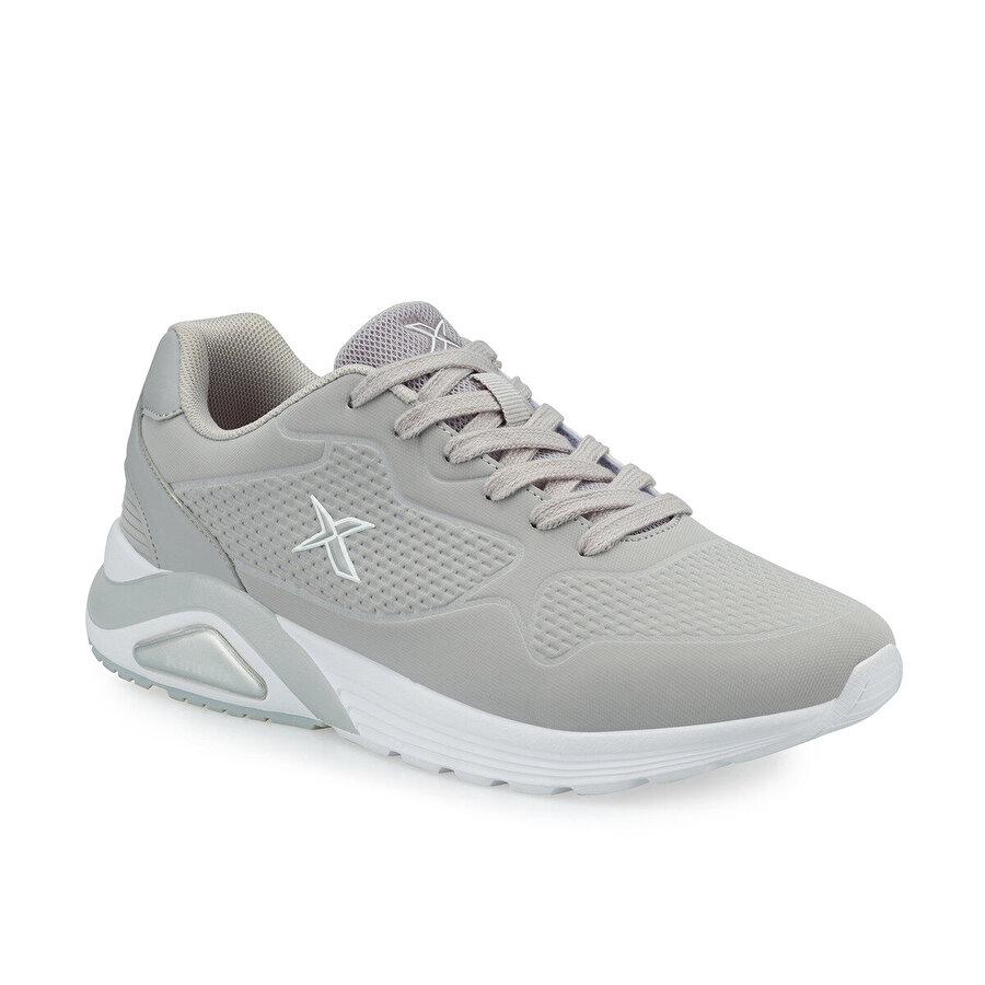 Kinetix FAUST PU M Gri Erkek Sneaker Ayakkabı