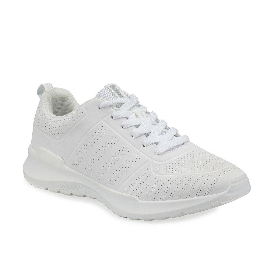 Kinetix ODAN PU M Beyaz Erkek Sneaker Ayakkabı