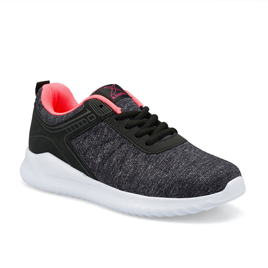 Kinetix VANDA W SIYAH GRI MELAN Kadın Sneaker Ayakkabı