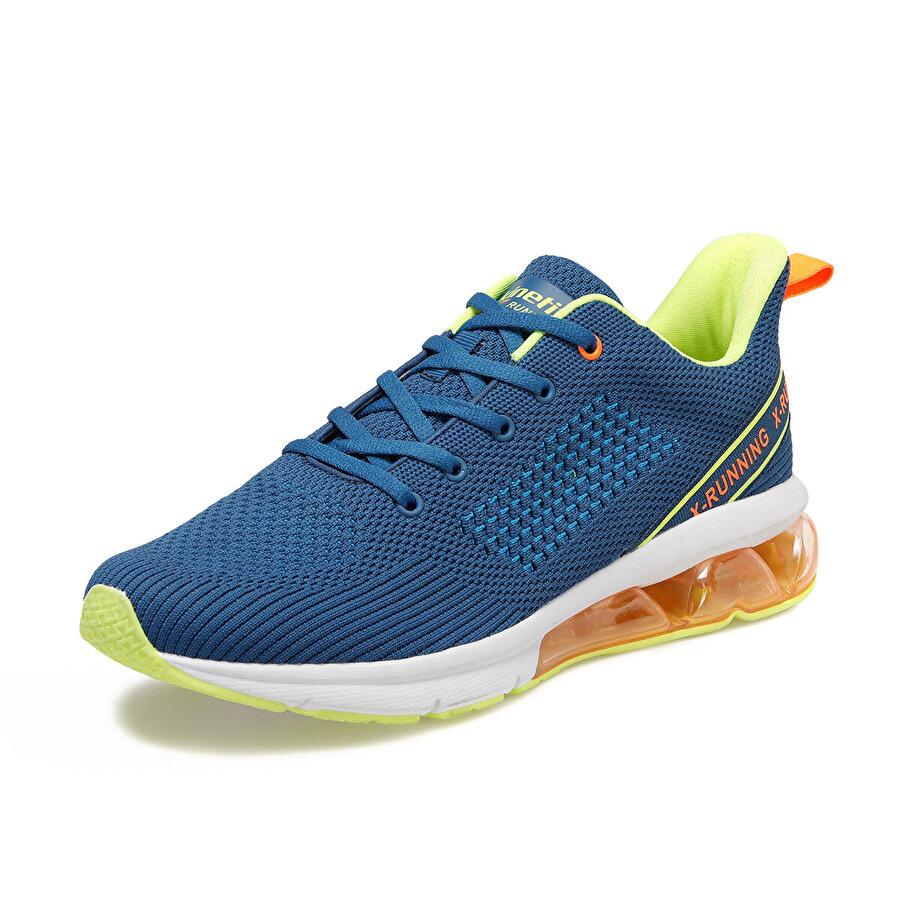 Kinetix ROLVEK Saks Erkek Koşu Ayakkabısı