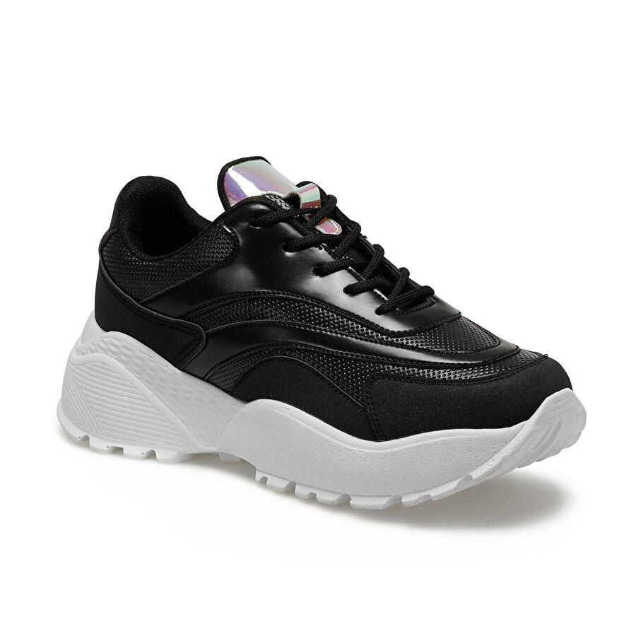 Butigo 20S-548 Siyah Kadın Sneaker Ayakkabı