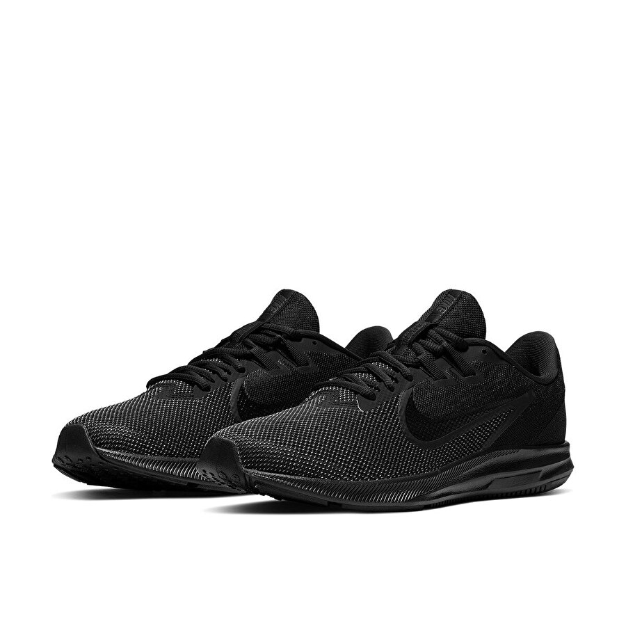 Nike DOWNSHIFTER 9 Siyah Erkek Koşu Ayakkabısı