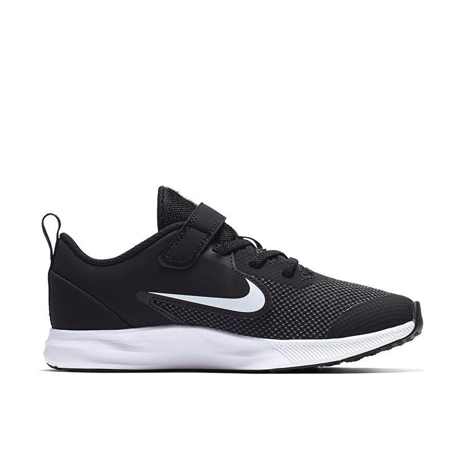 Nike DOWNSHIFTER 9 (PSV) Siyah Erkek Çocuk Koşu Ayakkabısı