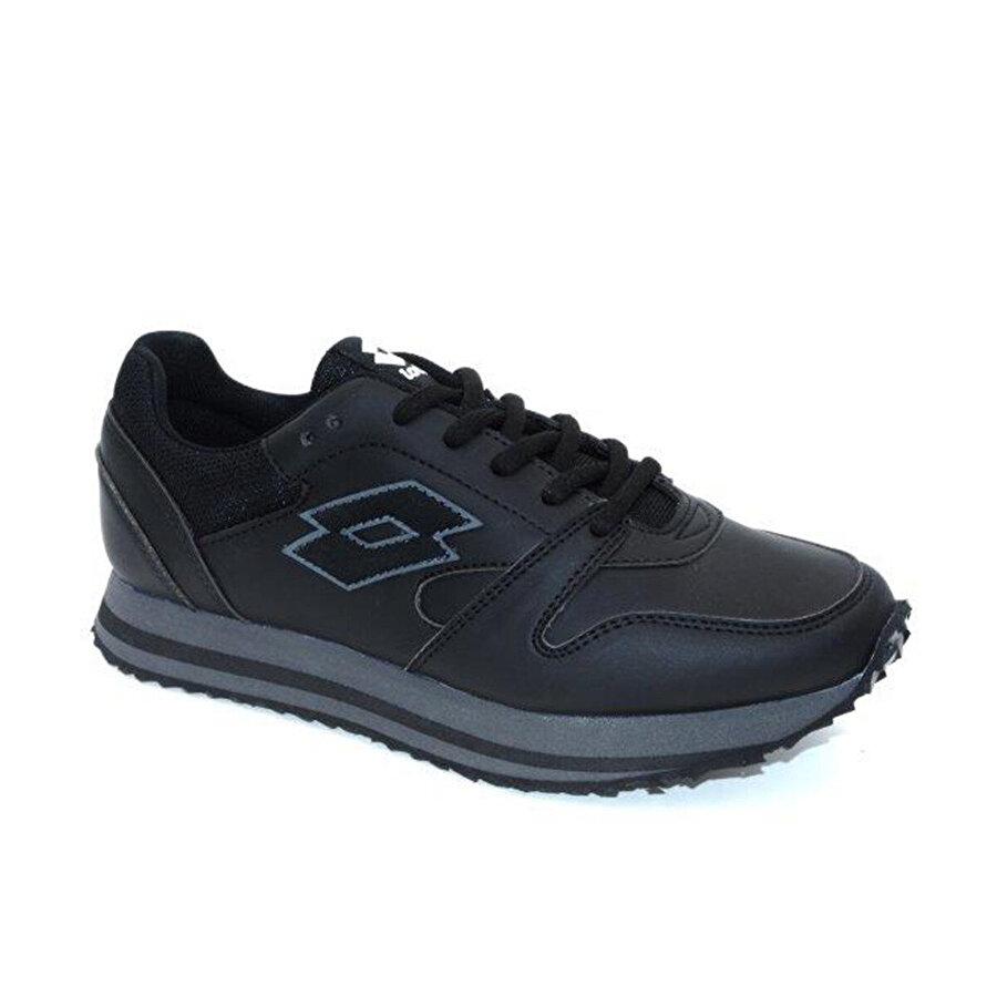 Lotto TRAINER PU W Siyah Kadın Sneaker Ayakkabı