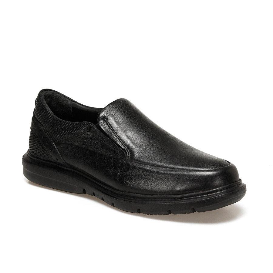Polaris 5 Nokta 82.100489.M Siyah Erkek Ayakkabı