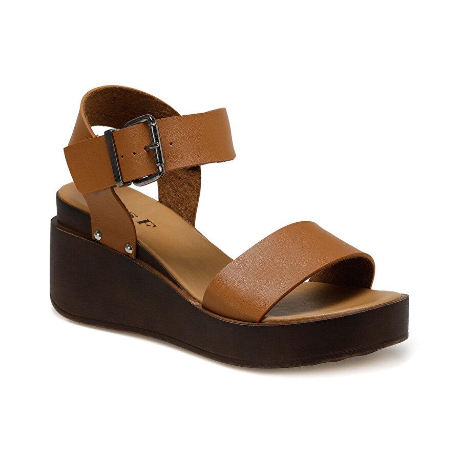 Butigo 20S-529 Taba Kadın Sandalet