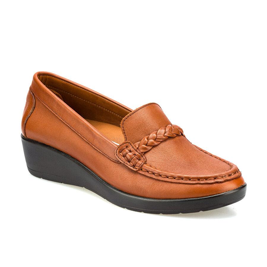 Polaris 5 Nokta 103010.Z Taba Kadın Comfort Ayakkabı