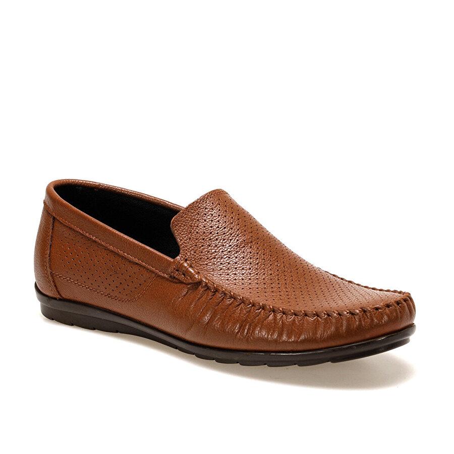 Oxide 2251 C Taba Erkek Loafer Ayakkabı
