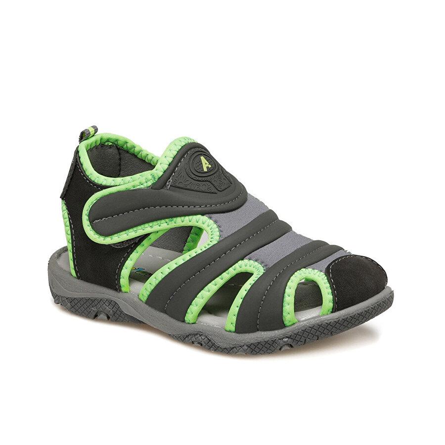 Polaris 91.511194.P Gri Erkek Çocuk Spor Ayakkabı