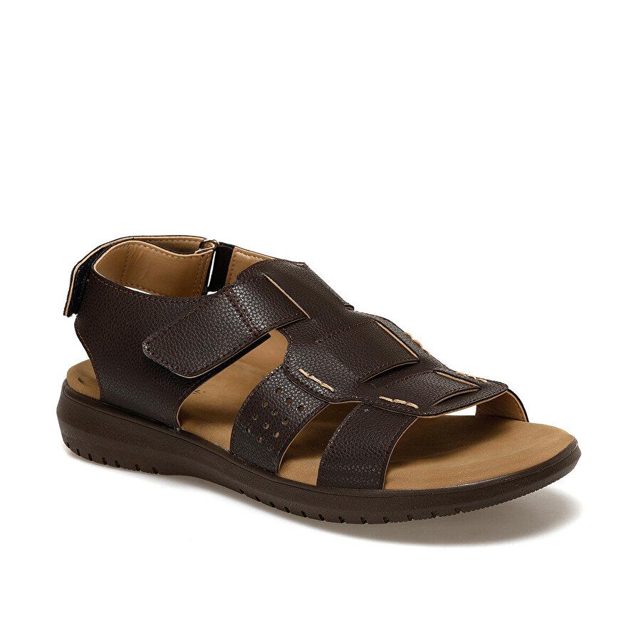Flexall OZ-2 Kahverengi Erkek Klasik Ayakkabı