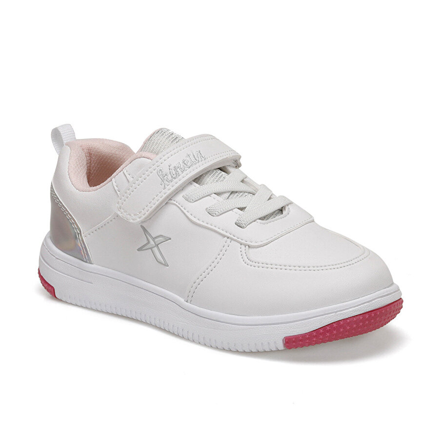 Kinetix KALENY Beyaz Kız Çocuk Sneaker