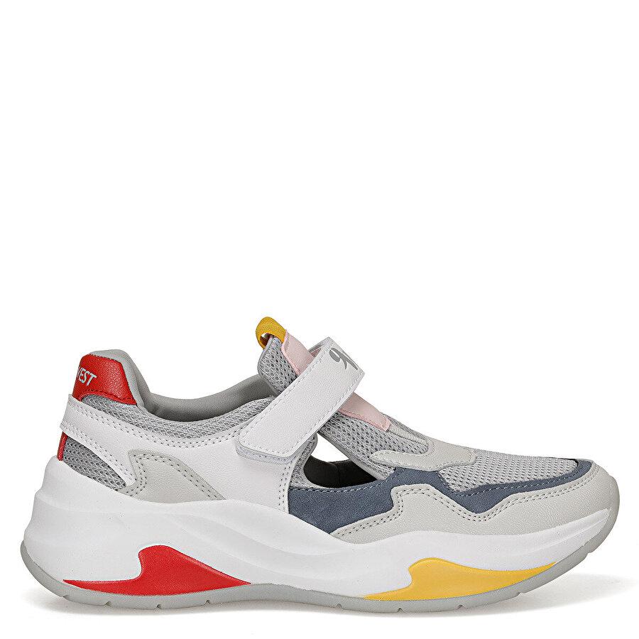 Nine West RAYA Beyaz Kadın Sneaker Ayakkabı