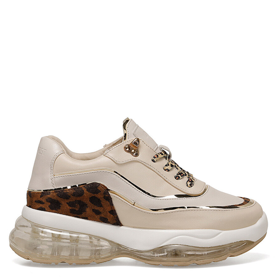 Nine West REMA2 Bej Kadın Sneaker Ayakkabı