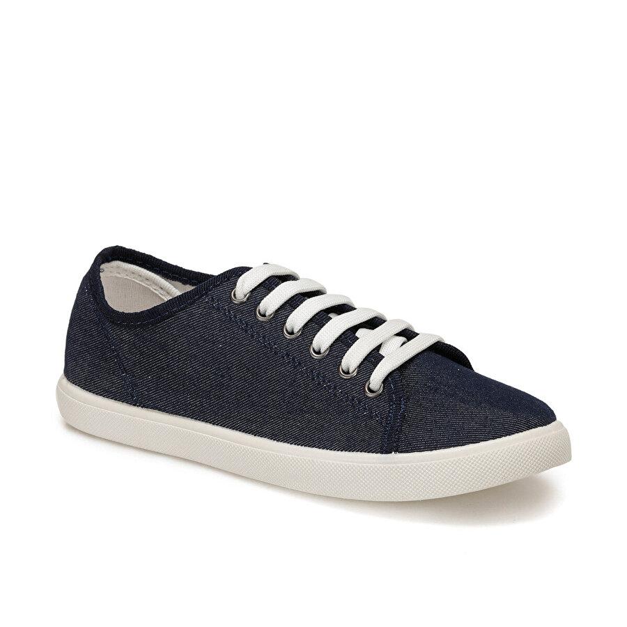 Kinetix LORA S Koyu Gri Kadın Sneaker Ayakkabı