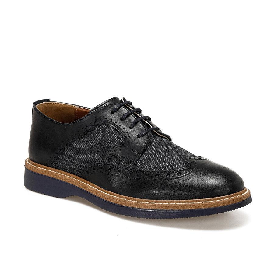 JJ-Stiller 85133-4 Lacivert Erkek Klasik Ayakkabı