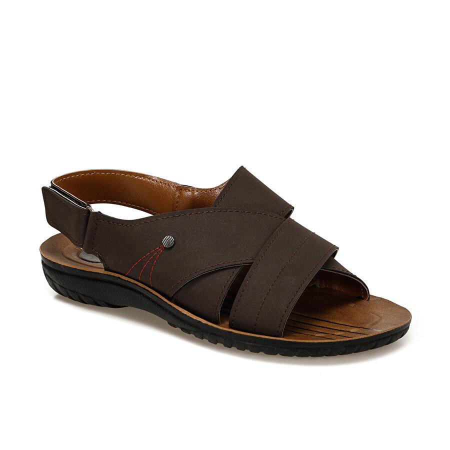 Panama Club MS-1 C Kahverengi Erkek Sandalet