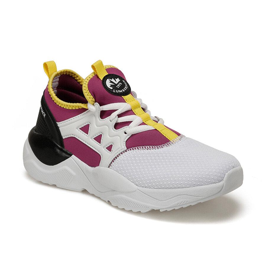 Lumberjack EVA Beyaz Kadın Sneaker Ayakkabı