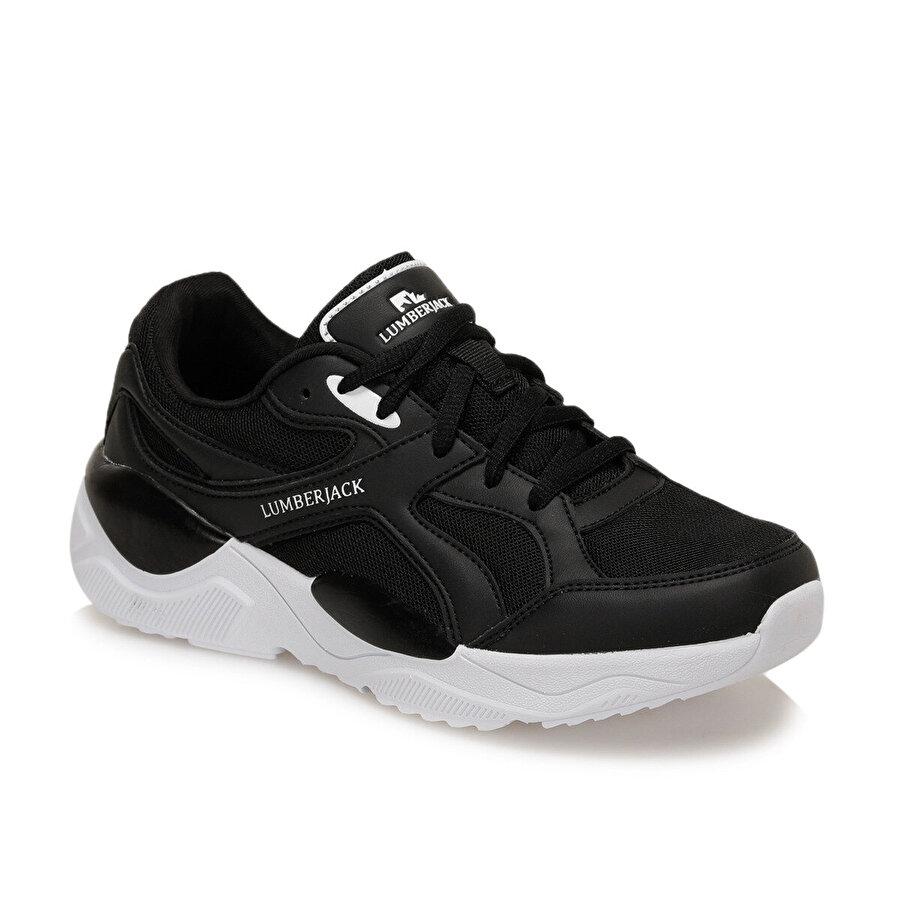 Lumberjack NEWTON WMN Siyah Kadın Sneaker Ayakkabı