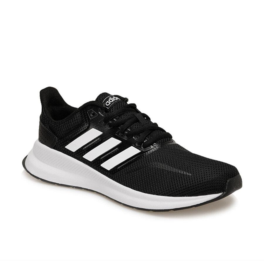 adidas RUNFALCON Siyah Erkek Çocuk Koşu Ayakkabısı