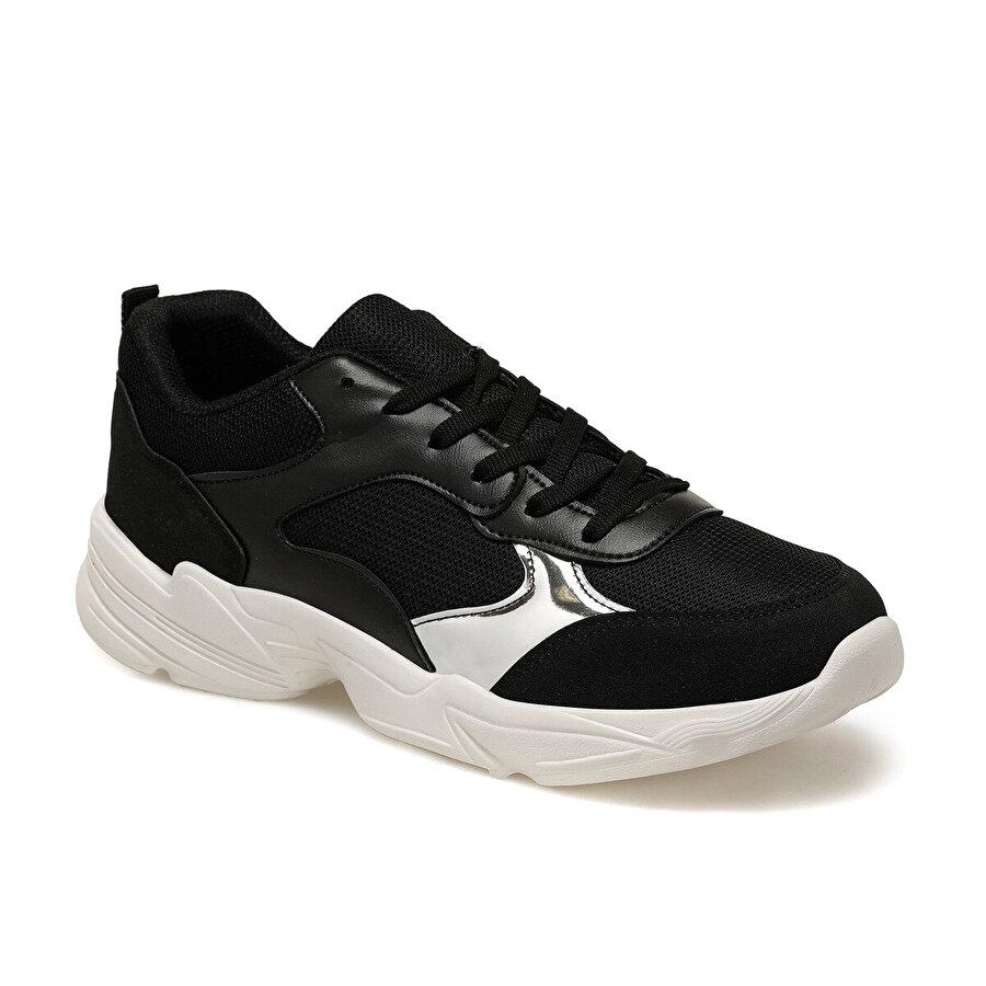 Torex CARLA W Siyah Kadın Sneaker Ayakkabı