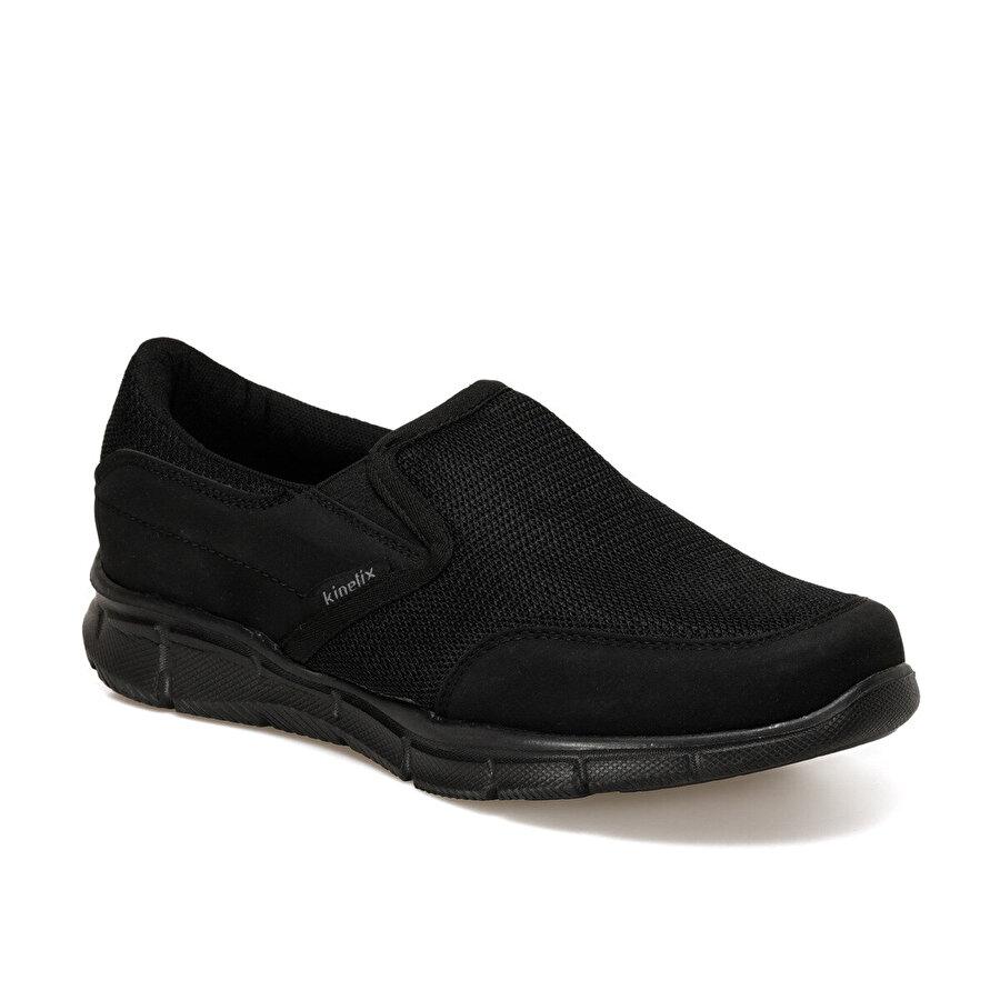 Kinetix KEYA II Siyah Erkek Comfort Ayakkabı