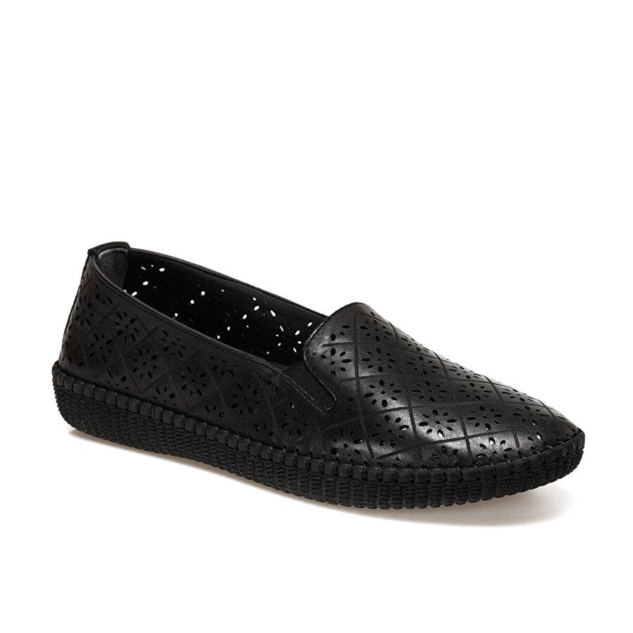 Polaris 5 Nokta 91.109672.Z Siyah Kadın Ayakkabı