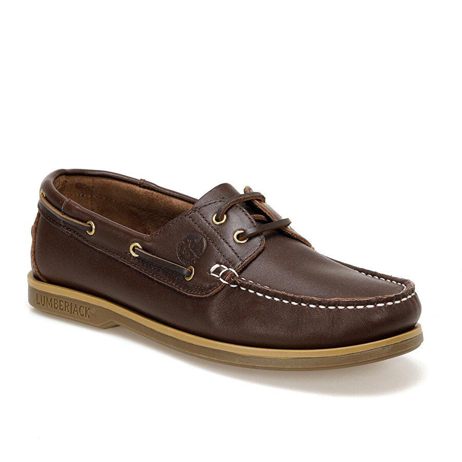 Lumberjack NAVIGATOR Kahverengi Erkek Ayakkabı