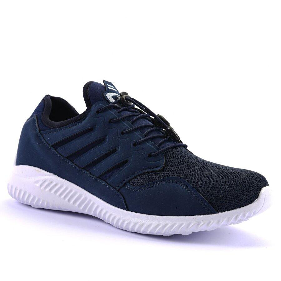 Slazenger PURGE Koşu & Yürüyüş Erkek Ayakkabı Lacivert