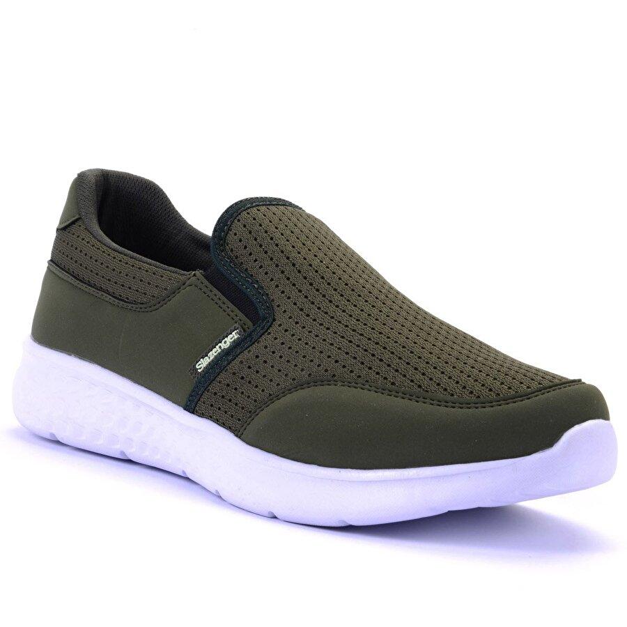 Slazenger EREN Günlük Giyim Erkek Ayakkabı Haki