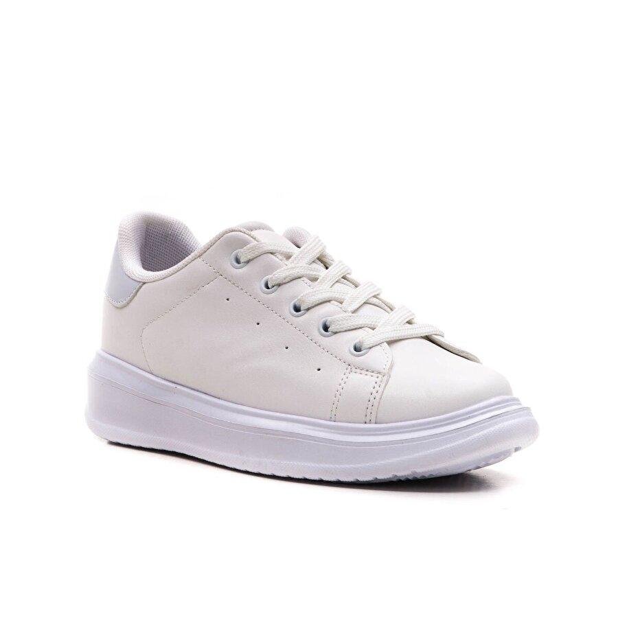 Slazenger FAVORITE Spor Çocuk Ayakkabı Beyaz