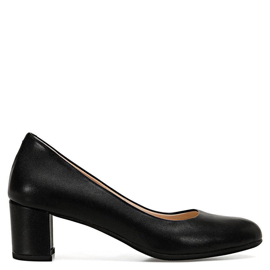 Nine West LELAN Siyah Kadın Klasik Topuklu Ayakkabı