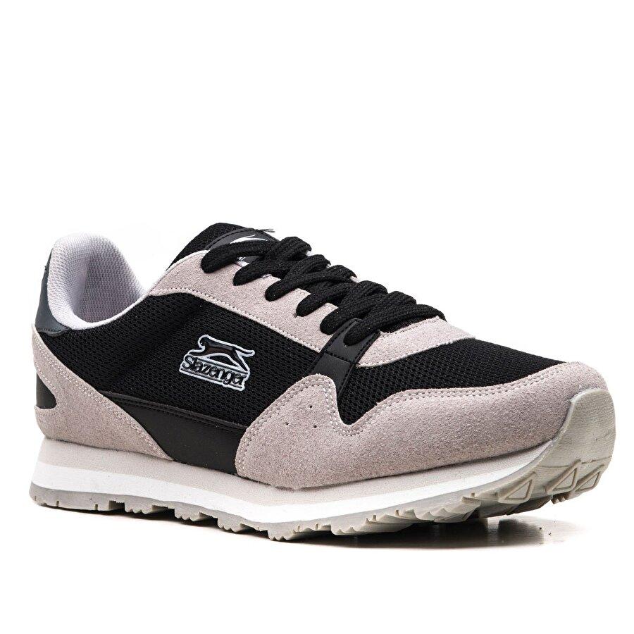 Slazenger ISCO Günlük Giyim Erkek Ayakkabı Siyah / Beyaz