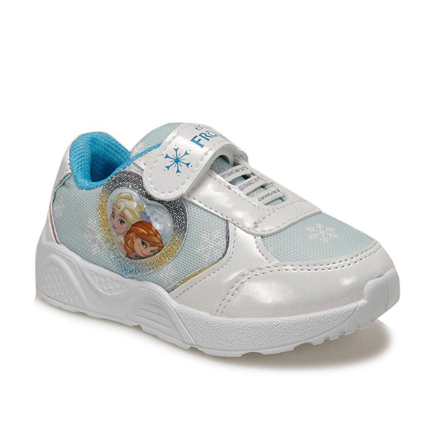 Frozen NELDA.P Beyaz Kız Çocuk Spor Ayakkabı