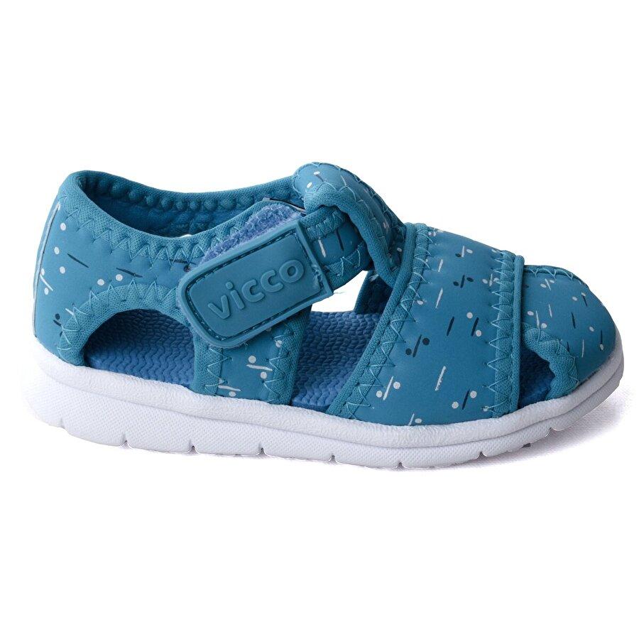 VICCO 332.20Y.306 Bumba Phylon Kız/Erkek Çocuk Spor Sandalet Mavi