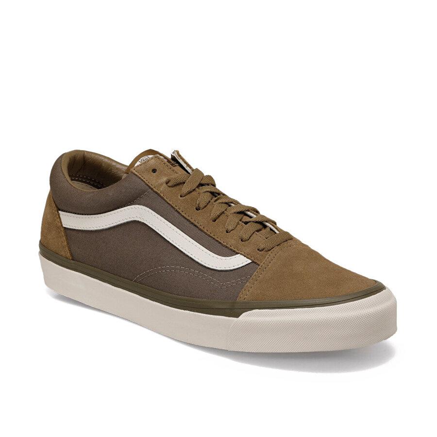Vans UA OG OLD SKOOL LX Yeşil Erkek Sneaker Ayakkabı