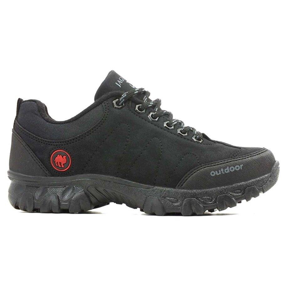 Ayakkabix Jagulep Kışlık Kaymayan Taban Erkek Ayakkabı 45 46 47 Siyah