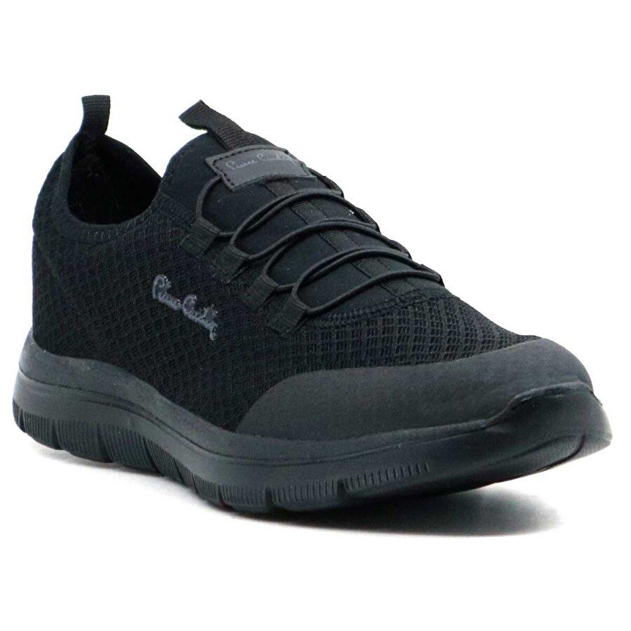 Pierre Cardin 10149 Günlük Sneakers Erkek Spor Ayakkabı Siyah