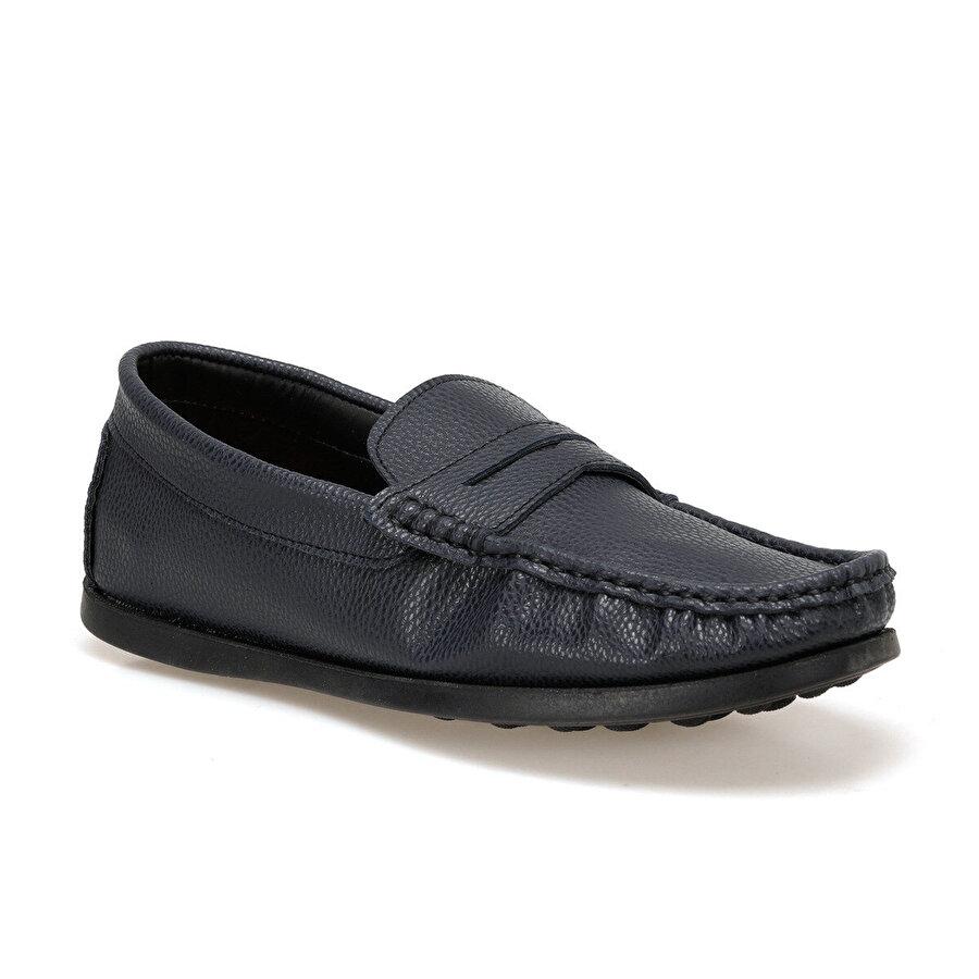 Flexall 171 C Lacivert Erkek Klasik Ayakkabı