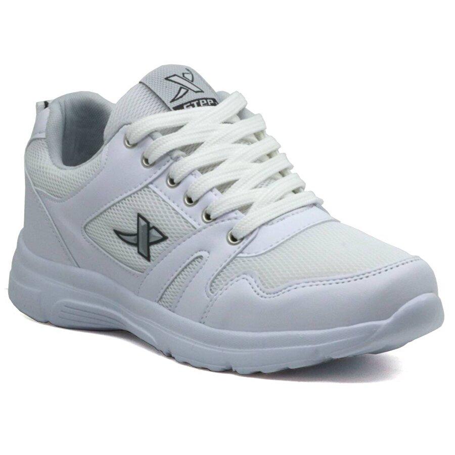 Ayakkabix Spor Ayakkabı Erkek & Bayan & Çocuk Günlük Rahat H Beyaz