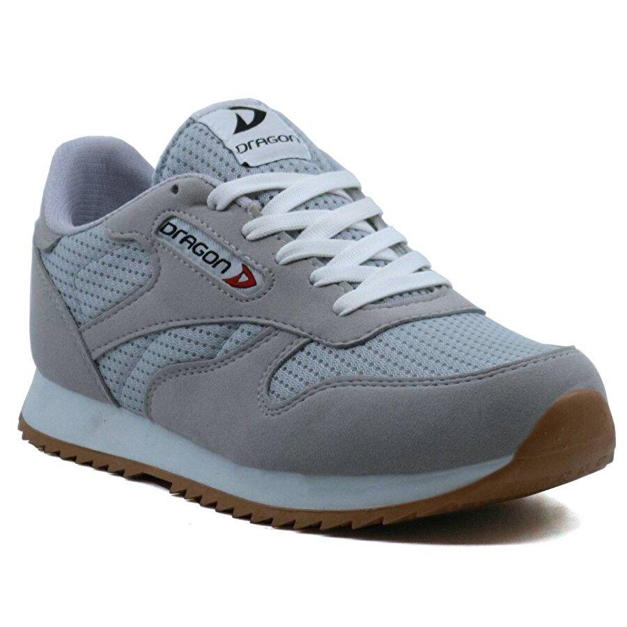 Dragon Ayakkabı Ayakkabix Role Erkek Spor Ayakkabı Erkek&Bayan&Çocuk Kirmizi Beyaz