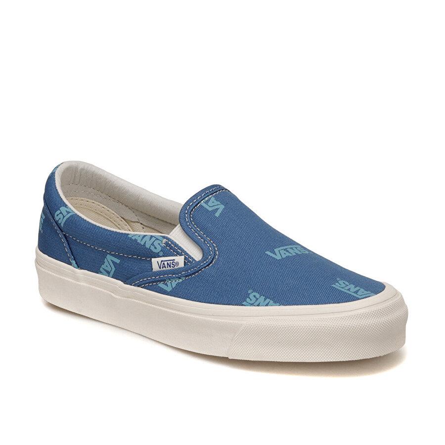 Vans UA OG CLASSIC SLIP-ON LX Mavi Erkek Slip On
