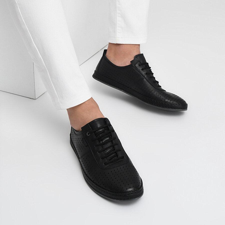 Dockers by Gerli 226201 Siyah Erkek Comfort Ayakkabı