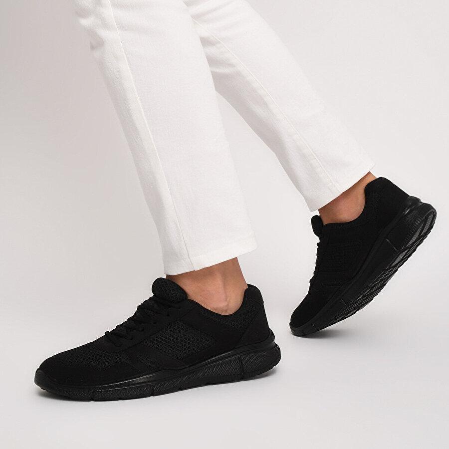 Panama Club 19015 Siyah Erkek Casual Ayakkabı