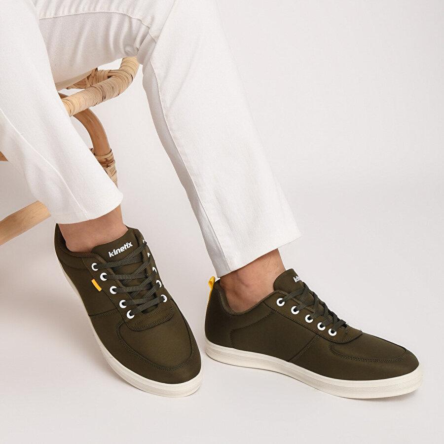 Kinetix BANTING Haki Erkek Sneaker Ayakkabı