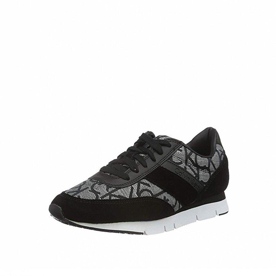 Calvin Klein Kadın  Tea Metallic Jacquard Kadın  Sneaker Ayakkabı RE9644