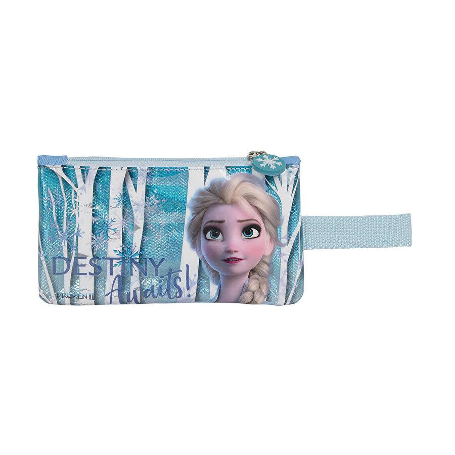 Frozen KALEM ÇANTASI TWEE Mavi Kız Çocuk Kalemlik