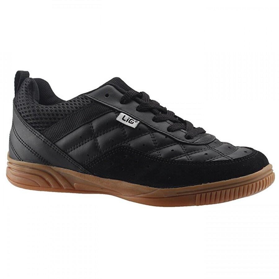 LIG Monaco Indoor 02 Siyah Voleybol Futsal Bayan Spor Ayakkabı